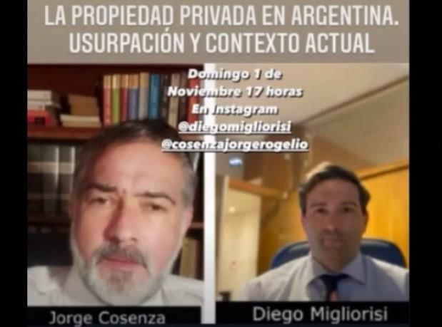 La propiedad privada en Argentina. Usurpaciones y deficit habitacional